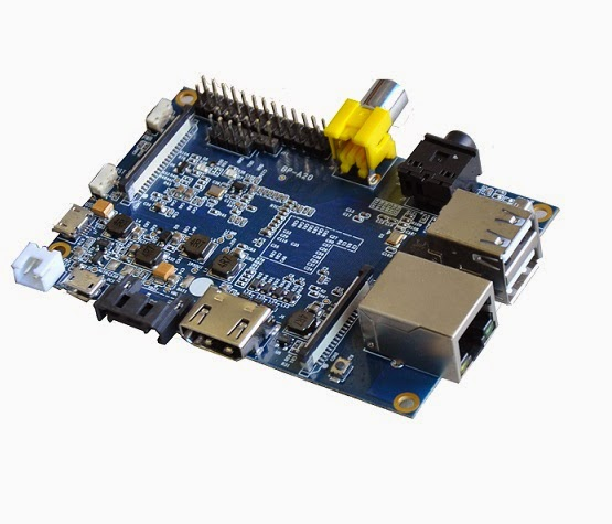 BananaPi-A 45degree